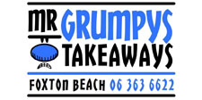 MR GRUMPY TAKEAWAYS